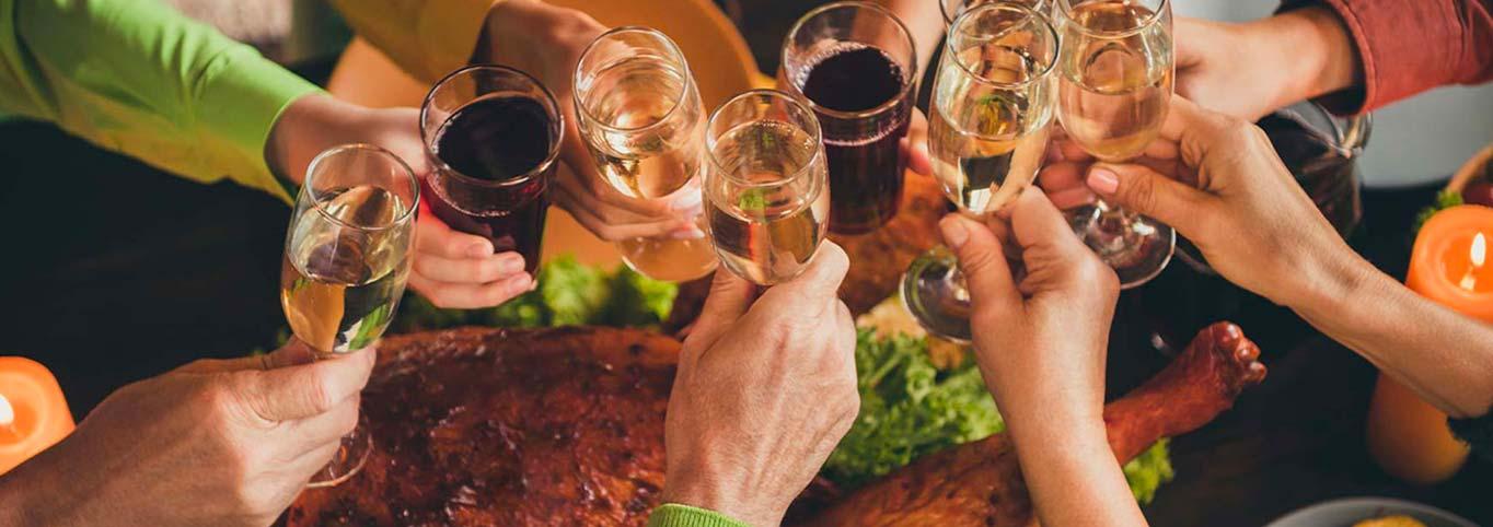 steak-wine