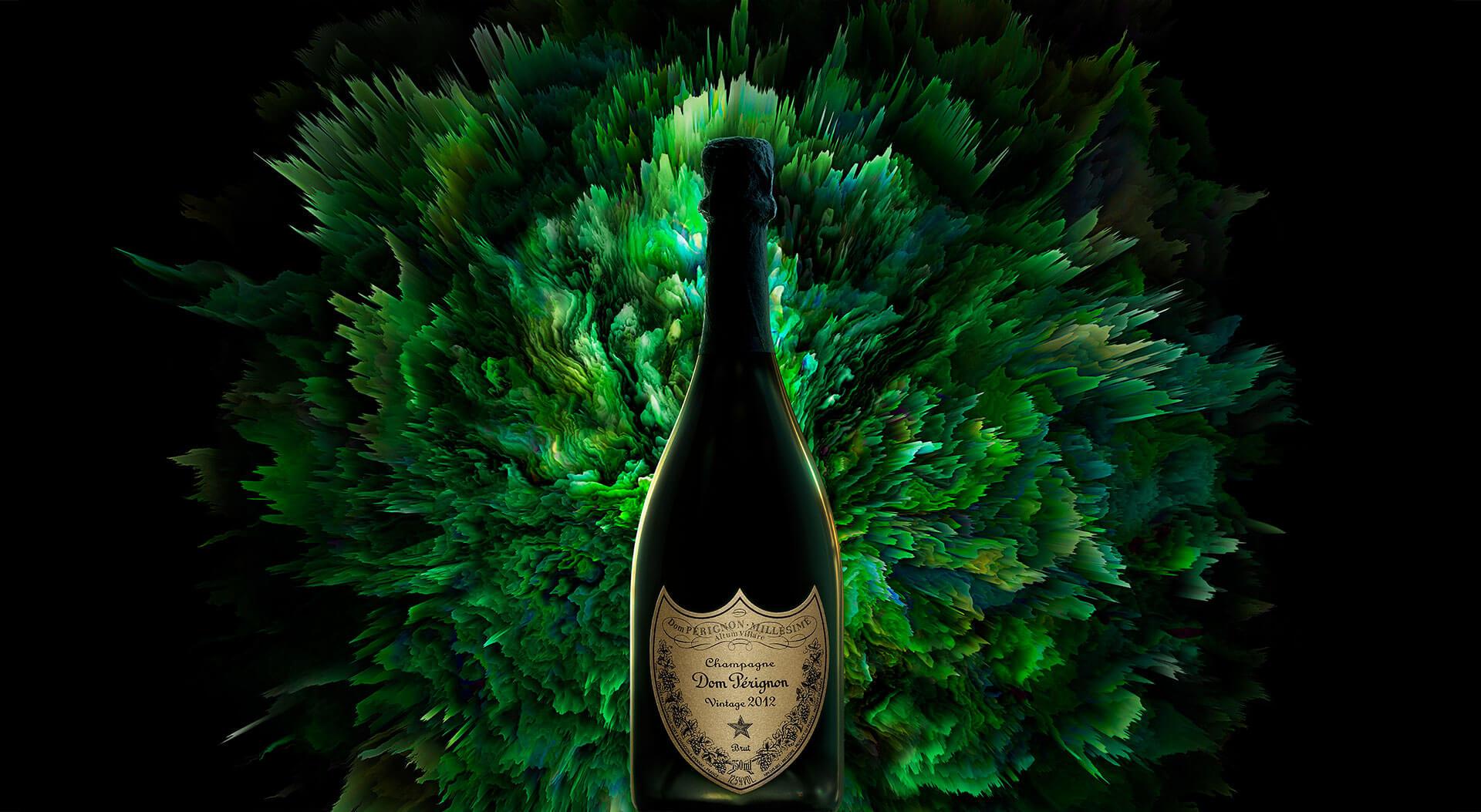 Champagne Dom Pérignon Vintage 2012