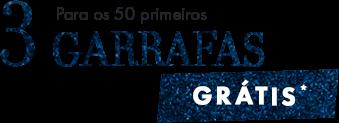 A partir de 300 € de compras, 3 garrafas de 'Lune d'Argent 2016' oferecidas