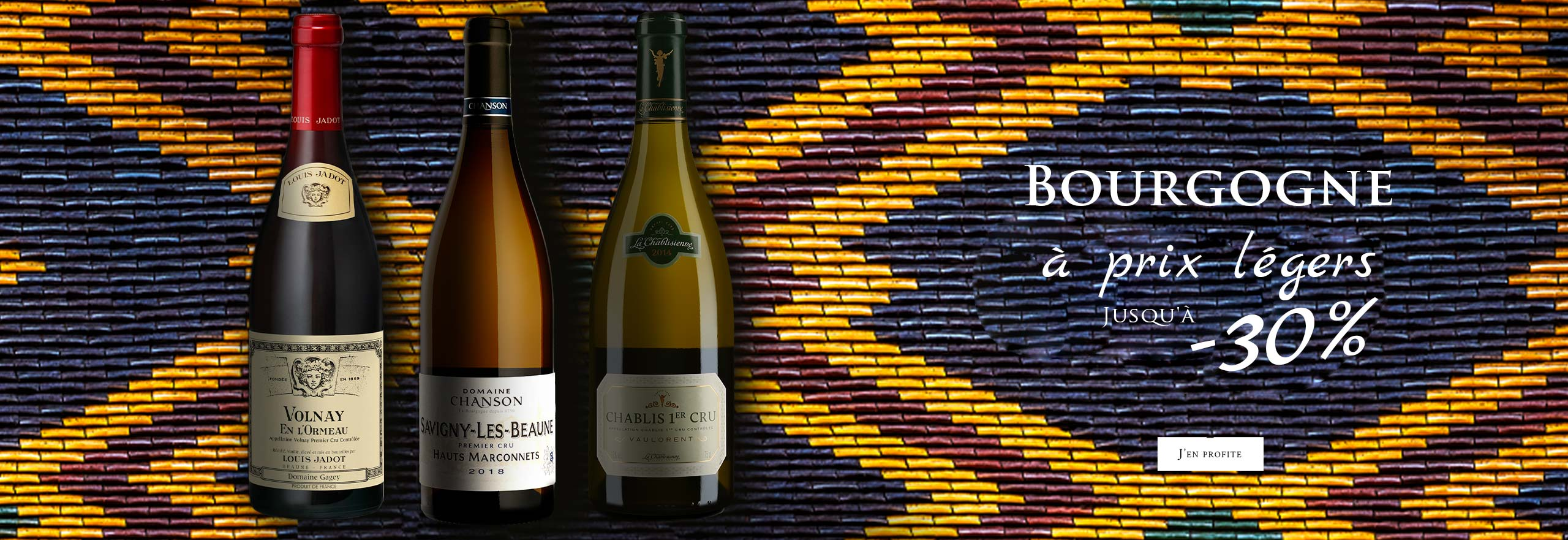 Prix légers Bourgogne : Jusqu'à 30% de réduction pour bien commencer l'automne