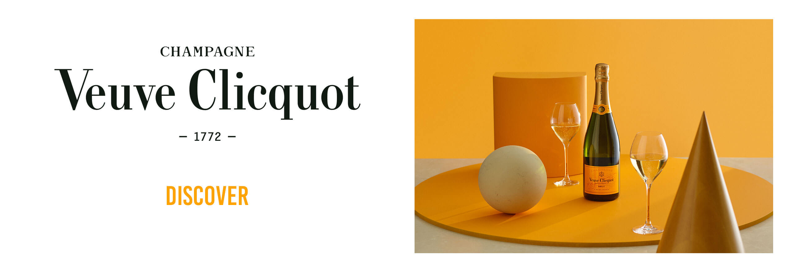 Veuve Clicquot : Brut Carte Jaune
