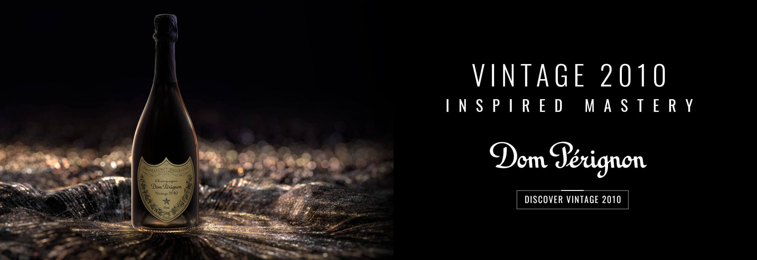 Champagne Dom Pérignon Vintage 2010