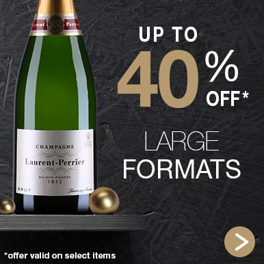 Up to 40% off large formats