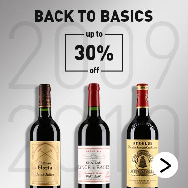 Bordeaux 2009 and 2010 on special!