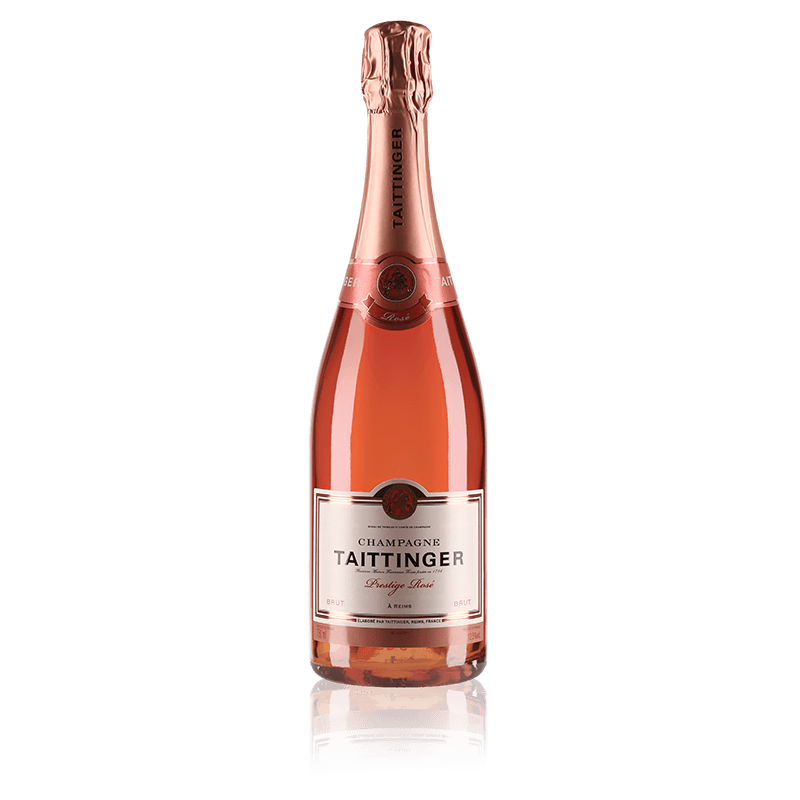 Tattinger : Prestige Rosé