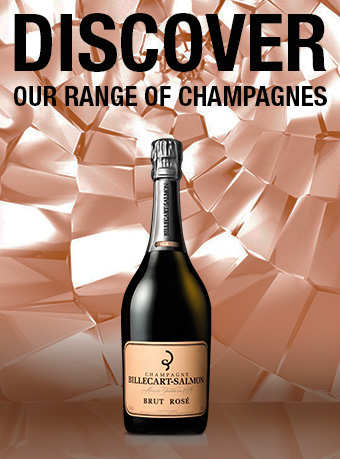 Discover our range of Champagnes