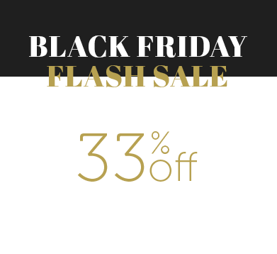 BLACKFRIDAY : 33% off 3 cases or more