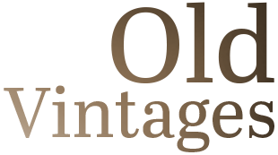 Up to 25% off old vintages!