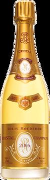 champagne cristal roederer 2005